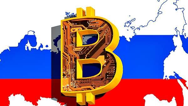 Биткоин в России